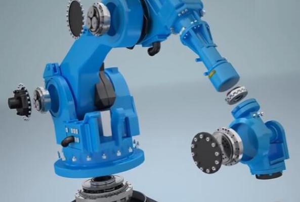 四川城市技师学院工业机器人ManBetX安卓课程介绍