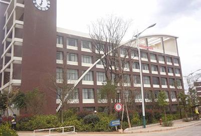 云南农业大学教学楼