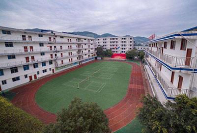 重庆高铁学校一年费用是多少?图片
